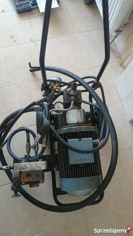 Agregat hydrauliczny pompa Vickers 380v