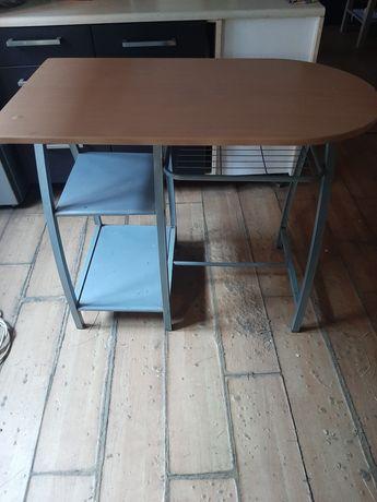 Stół barowy złożony