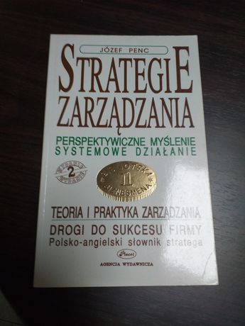 Strategie Zarządzania Józef Penc