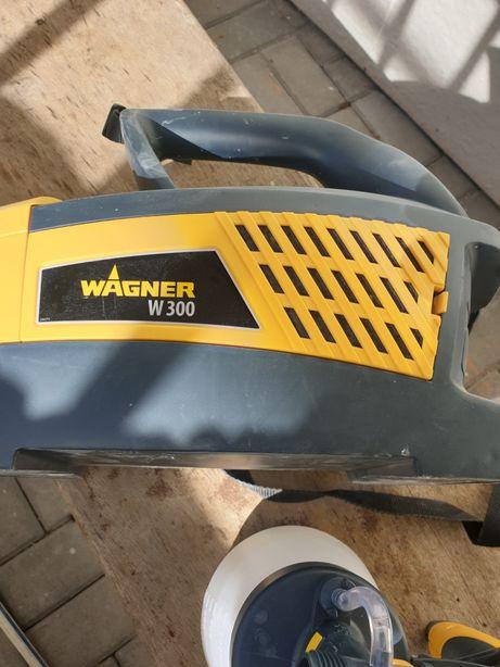 Turbina de pintar WAGNER W 300