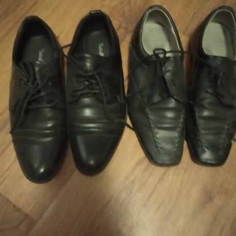 Dwie pary pantofli