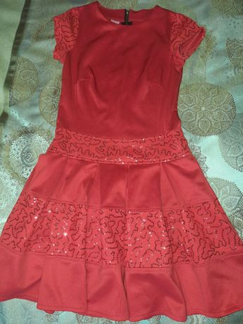 Новорічна святкова сукня