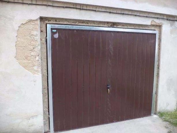 BRAMA garażowa Bramy garażowe na wymiar Drzwi techniczne Cała Polska