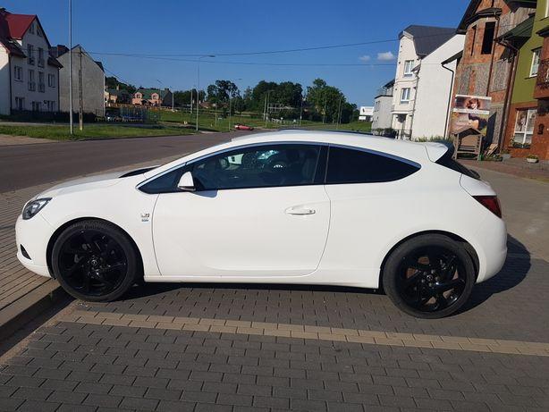 Opel Astra J 1.4GTC 2015r