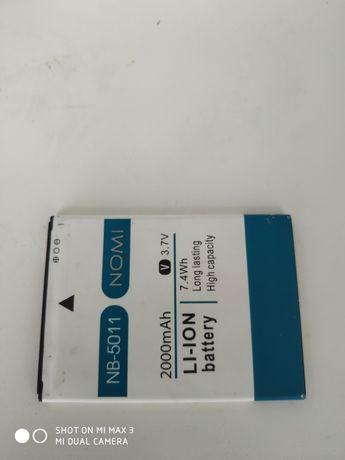 Аккумулятор Nomi NB-5011