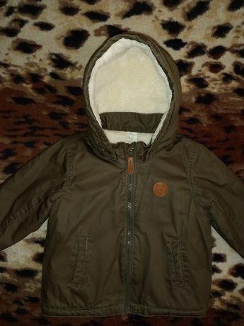 Демісезонна курточка h&m