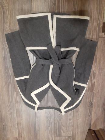 Пальто-халат размер xs-m