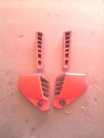 Plásticos Honda crx vtec