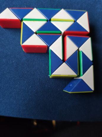 Quebra - cabeça jogo para criar formas