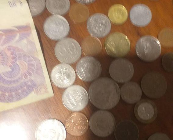 Monety polskie i nie tylko