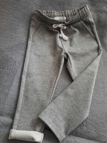 Spodnie grubsze chlopiece