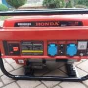 НОВЫЙ бензиновый генератор HONDA EM6500CXS