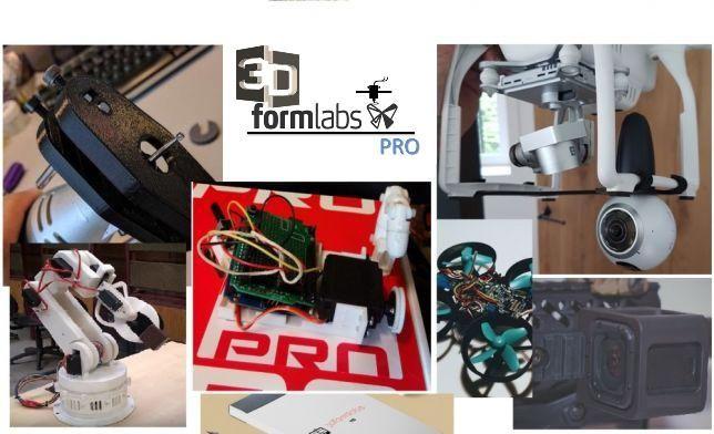 Serviço de Impressão 3D Print e Desenho 3D