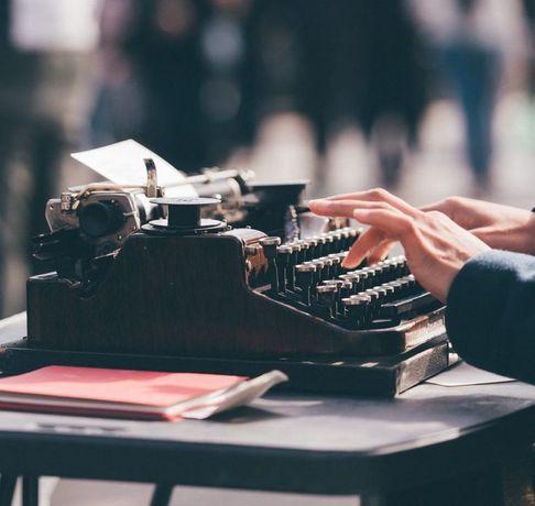 Рерайтинг, набір тексту, написання творів, есе, статтей