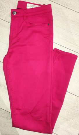 Spodnie damskie super skinny fit rozmiar 36