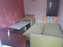 Komplet - kanapa i fotel Wajnert