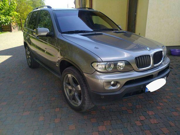 BMW X5 автомобіль 2005