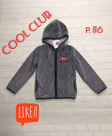 Пайта,капюшонка,меховушка Cool Club 116