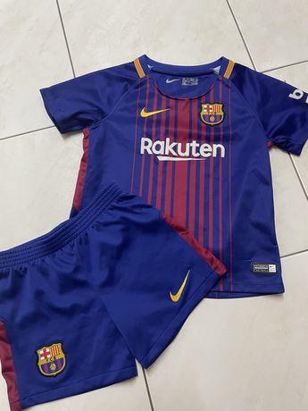 Equipamento Barcelona original 3-4 anos
