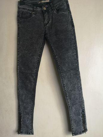 Spodnie szare Xs