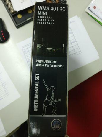 Microfone sem fios novo