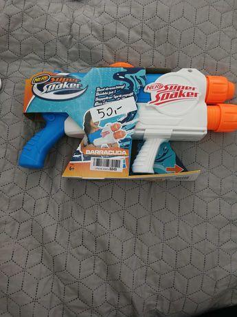 Nowy pistolet na wodę NERF