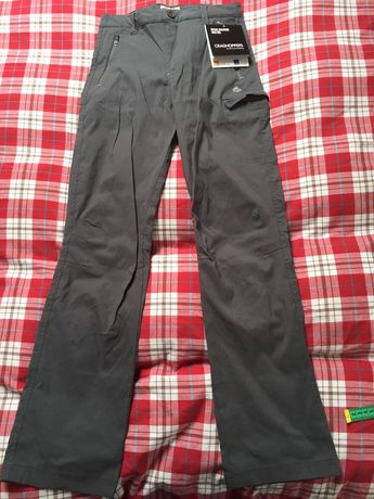 Super spodnie trekkingowe Nowe dla chłopca 158 cm.