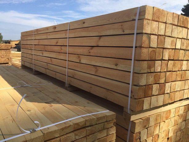 Wiezba dachowa- Drewno konstrukcyjne C24