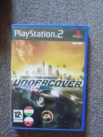 Gra NEED FOR SPEED na PlayStation2