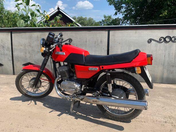 JAWA  350 ( 638 ) 1988 року