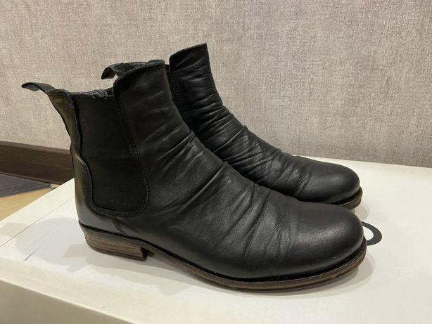 Ботинки сапоги полусапожки Aldo
