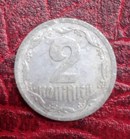 2 копейки Украина . 1993 год
