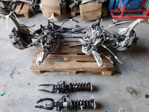 Цапфа Кулак Ходовая Подрамник Рейка BMW F30 F32 F10 F15 F25 G30 G05 X5