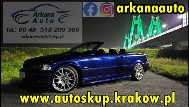 SKUP AUT Kraków Małopolska AUTO SKUP SAMOCHODÓW za gotówkę Arkana-Auto