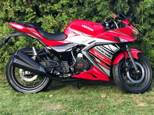 Мотоцикл (спортбайк) VENTUS VS200-9 200 см3! Новый! Без предоплаты!