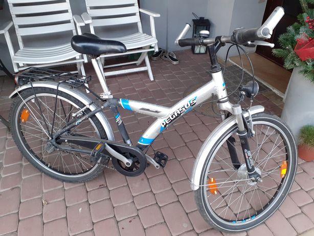 Rower kola 24 sprawny do jazdy