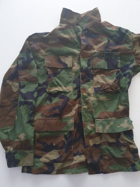 Bluza / Koszula / Mundur Woodland