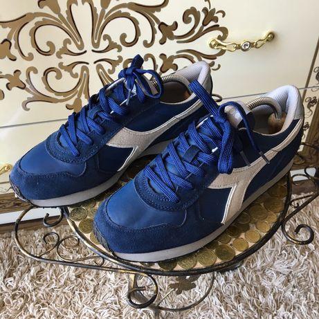 Спортивные кеды кроссы кроссовки diadora оригинал nike adidas puma 41
