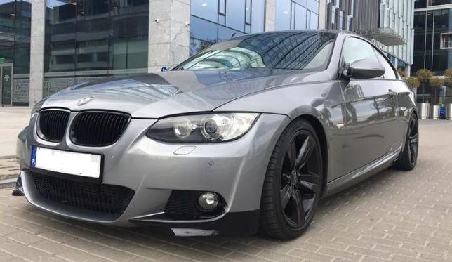 BMW E92 E93 Dokładki Splittery Flapsy M-PAKIET