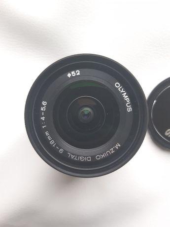Olympus m.zuiko 9-18mm/4.0-5.6
