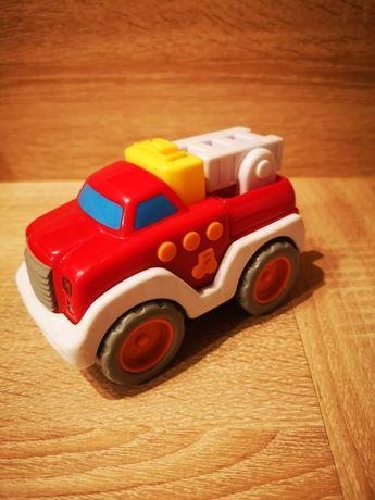 Auto samochód samochodzik grający mocny stan bdb