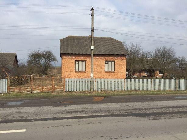 Продам будинок с. Жирова