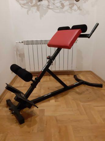 Ławka rzymska Magnus Power do ćwiczeń kręgosłupa