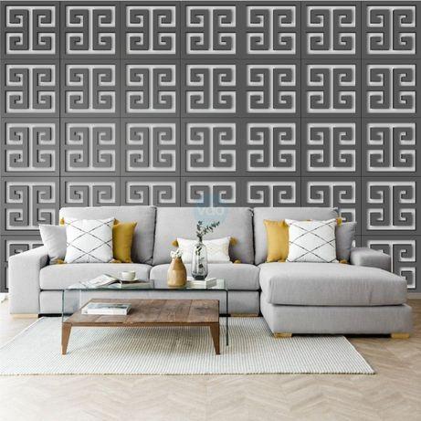 Paineis decorativos 3D - ideal para Casa, Loja ou Escritório!