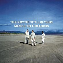 CD Manic Street Preachers - This Is My Truth Tell Me Yours