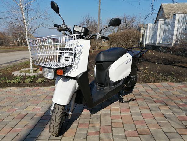Скутер yamaha gear 4t