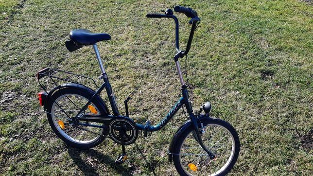 Rower składak City Liber Germany
