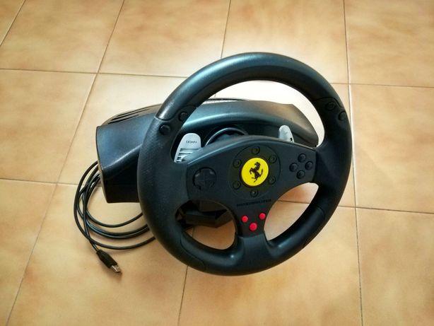 Volante Thrustmaster Ferrari GT