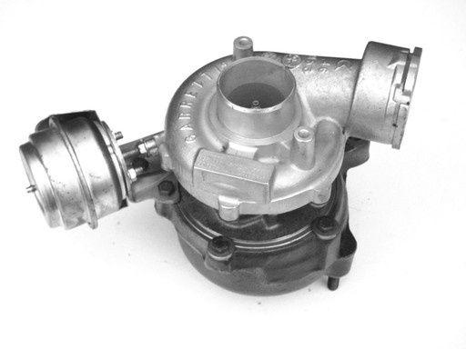 Turbina VW PASSAT B5 A4 A6 SUPERB 1.9TDI 130KM 140KM awx bpw afv