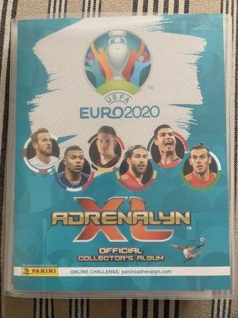 Album Panini UEFA Euro 2020